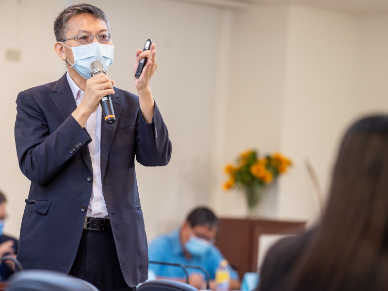 Sharing of the CEO of Ten Life Group, Chen Lai Ju, on Opportunities and Challenges of Digital Transformation in the Post-pandemic Era
