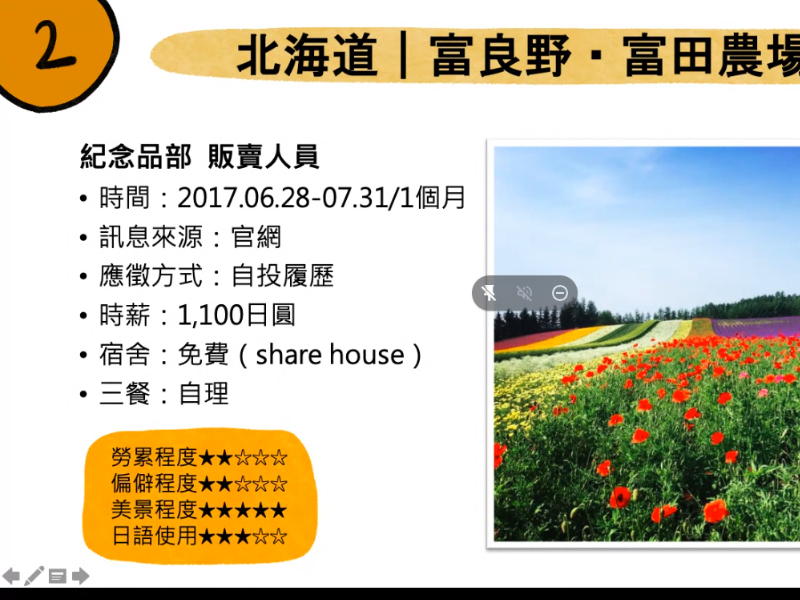 """Cultural Courses on """"Working Holidays in Japan"""" and """"Training of Japanese Campus Guides"""" Organized by the Office of Global Engagement, CJCU"""