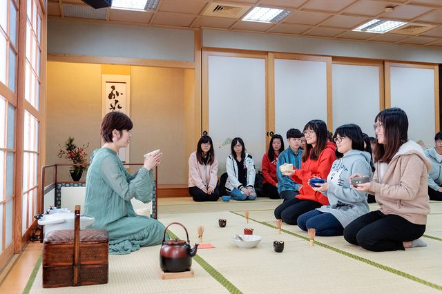 Japanese culture classroom 日本文化教室