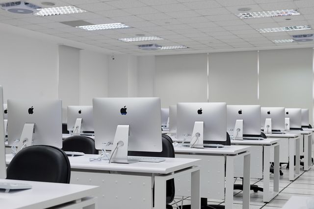 Apple iMac Lab